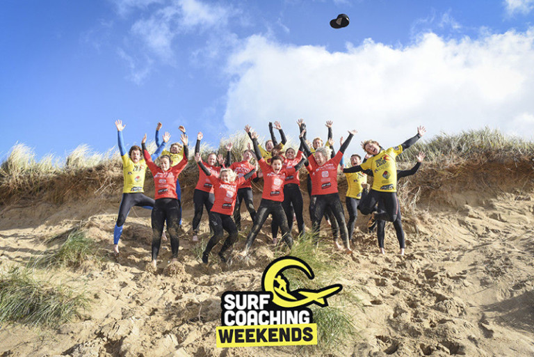 October Surf Coaching Weekend – Best Time to Surf