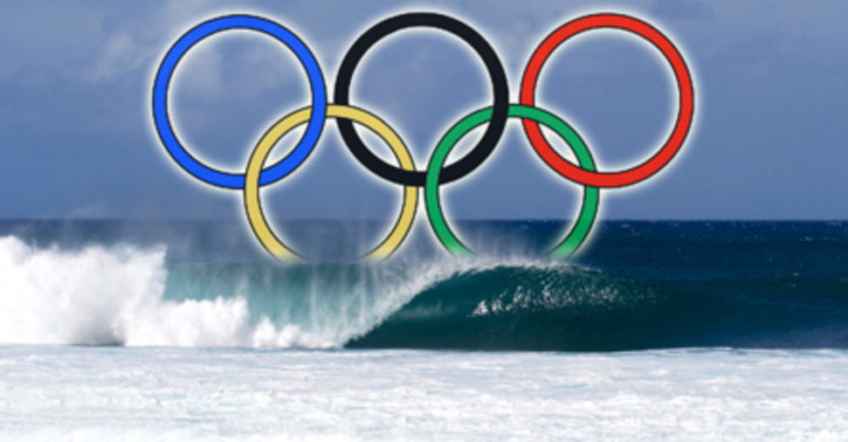 Surfing recognised as an Olympic sport
